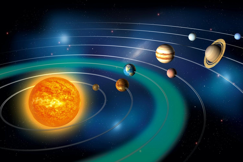 solen og jorden