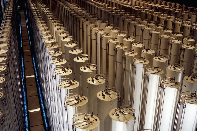uranium centrifuge