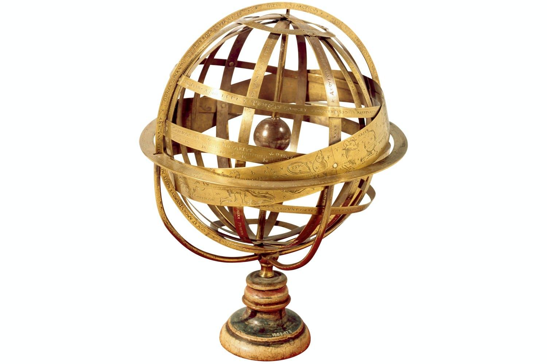 15trh century model of the universe
