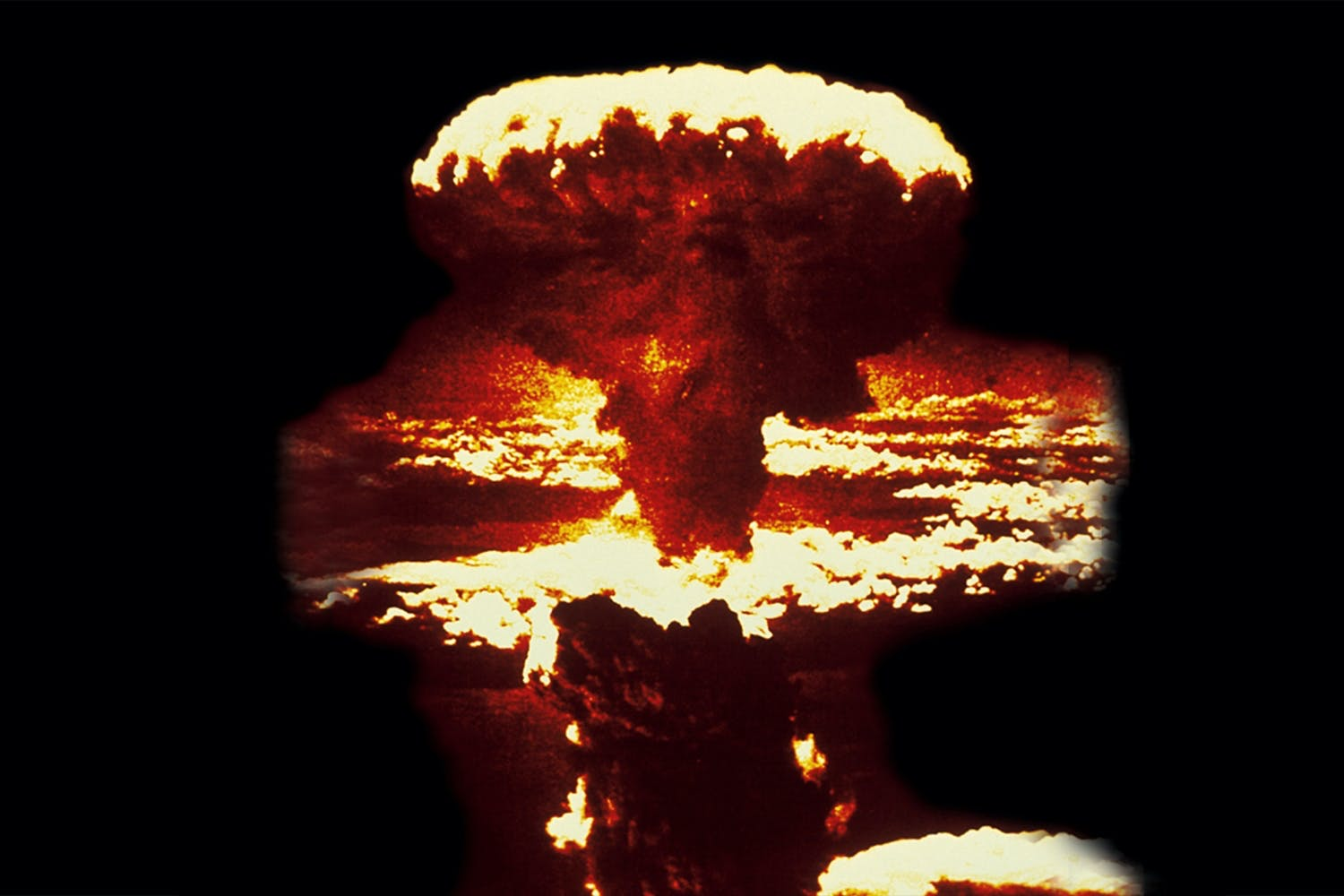 a-bomb exploding
