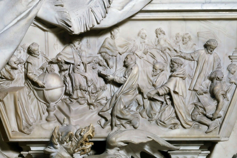 relief of Gregor XIII