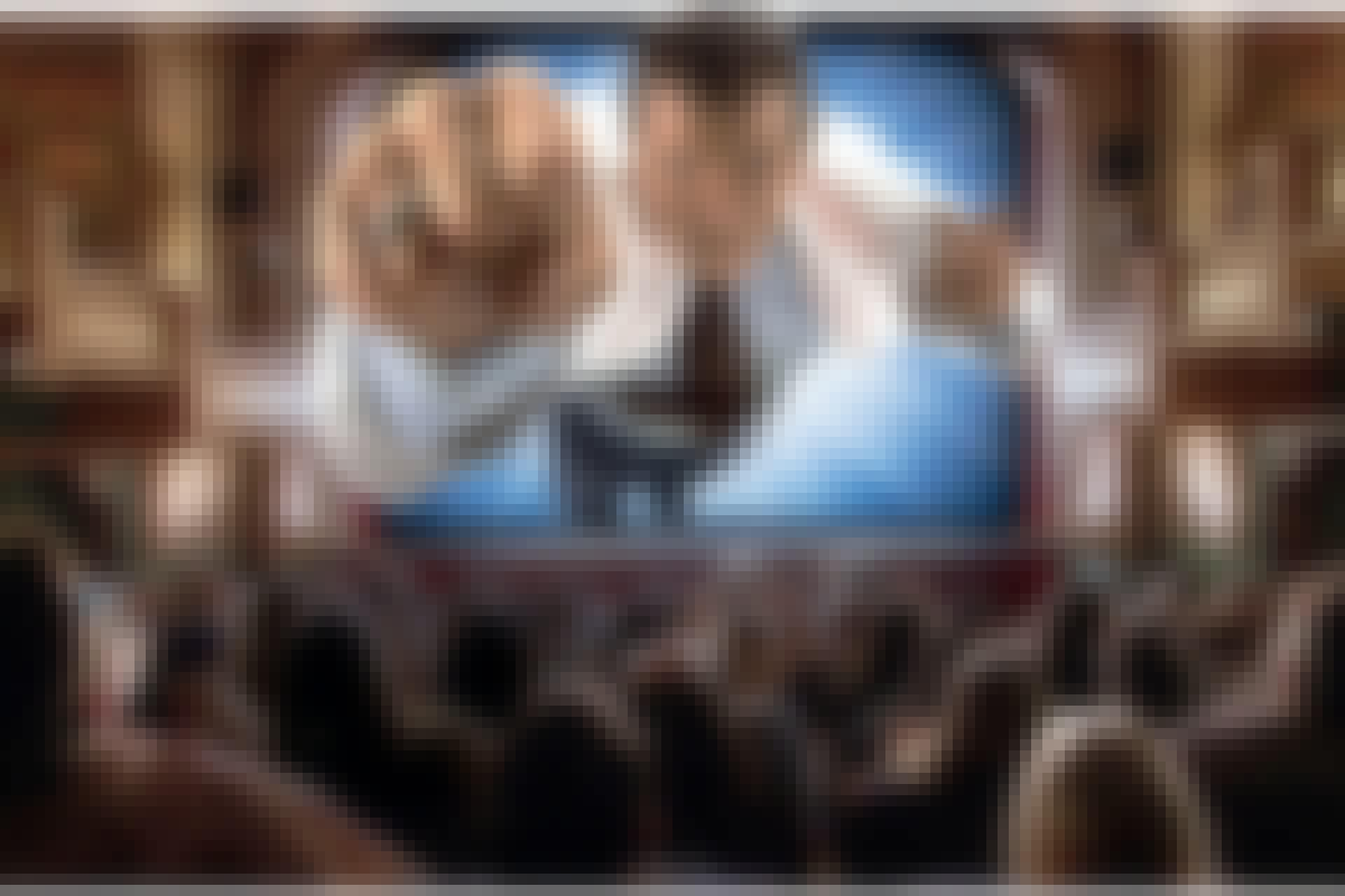 3-D Movie collage