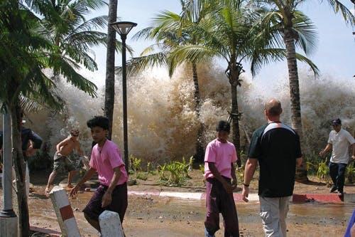 Tsunami Thaimaassa vuonna 2004