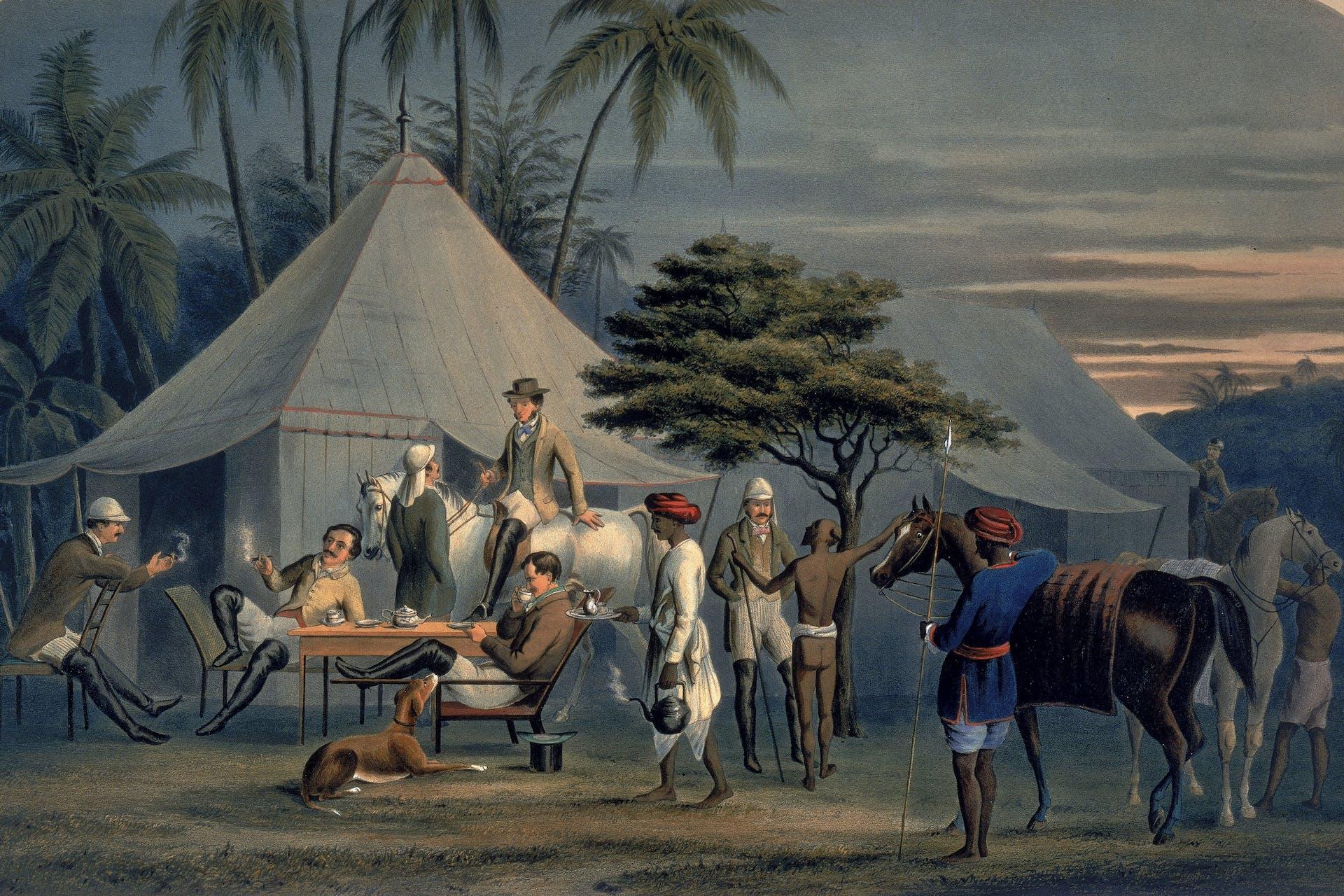 English Colony