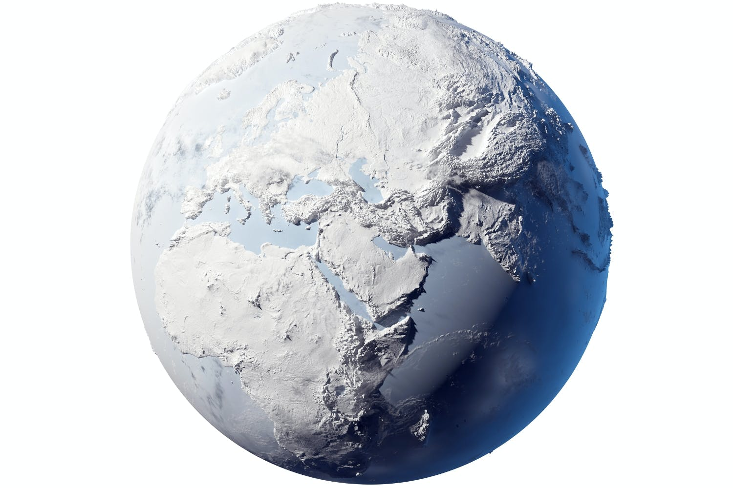 Earth in snowball phase