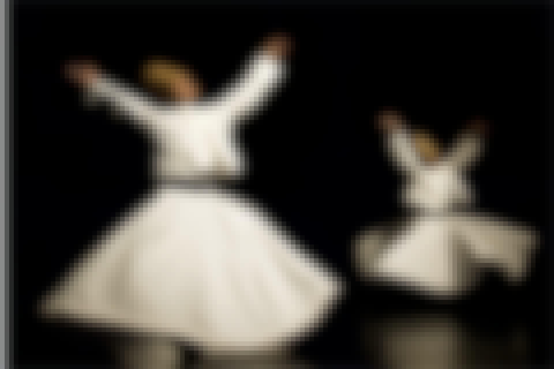 Dancing dervish