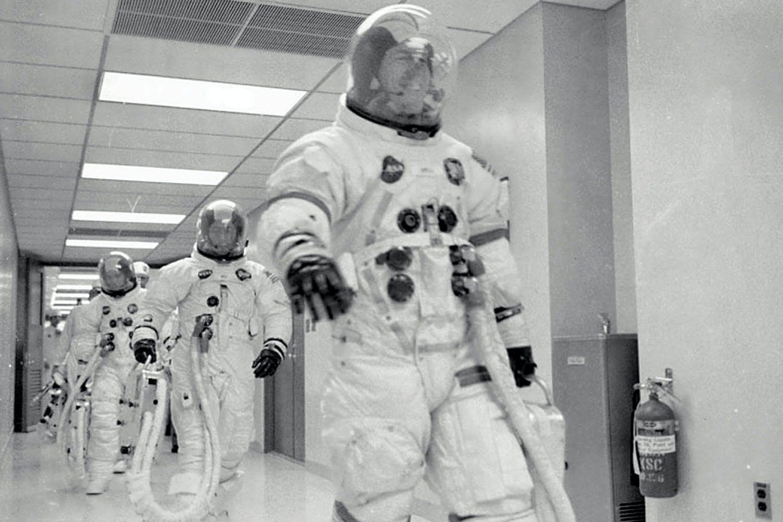 Astronauts Apollo 13