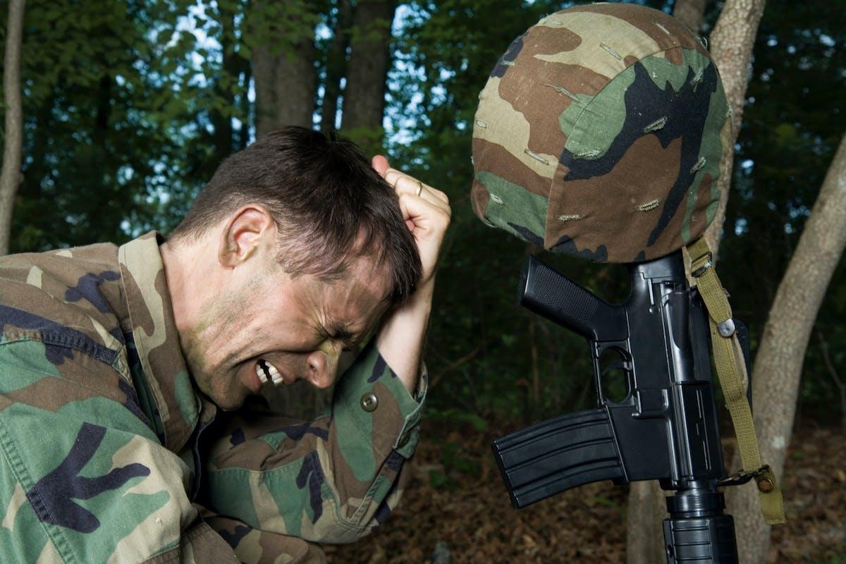 Traumaperäinen Stressihäiriö Testi
