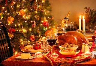christmas dinner