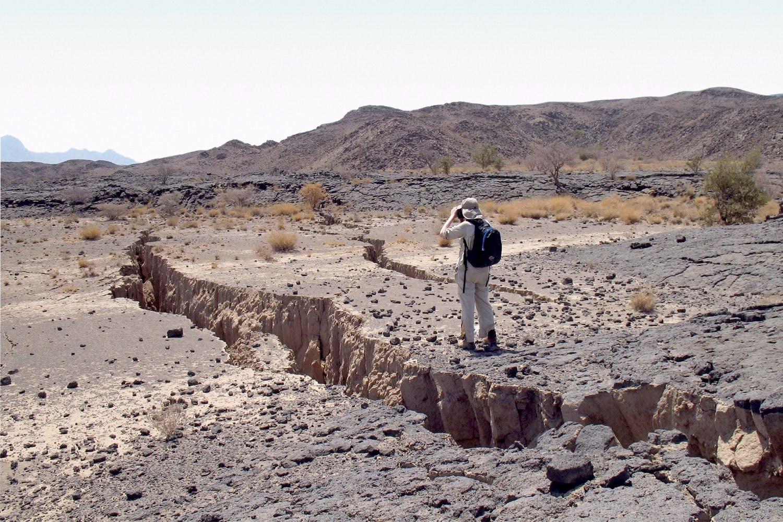 Desert, Afar-region