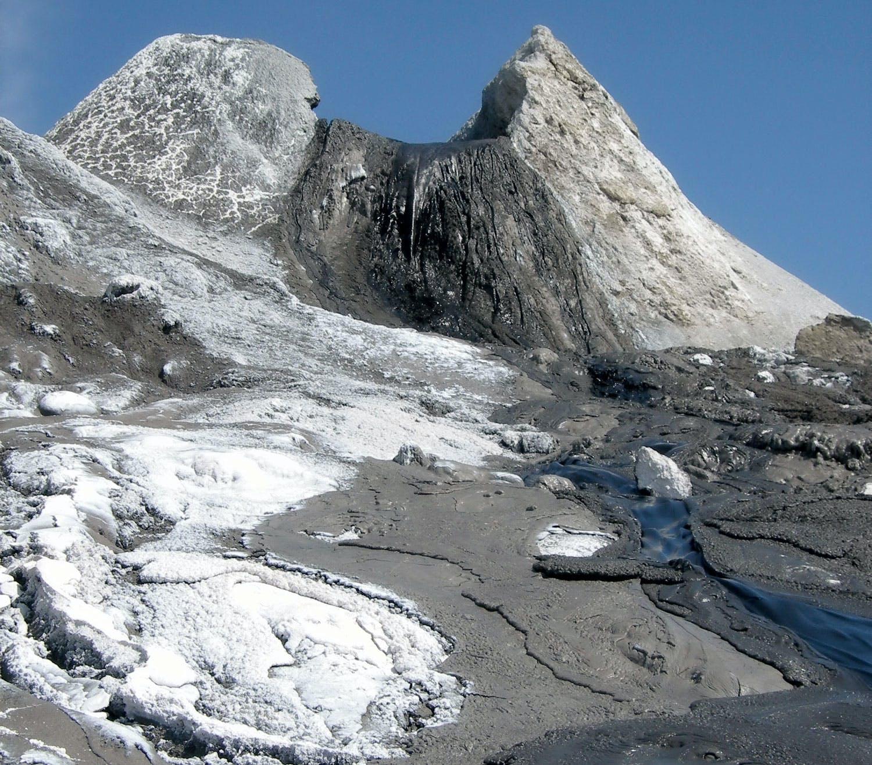 Oldoinyo Lengai volcano