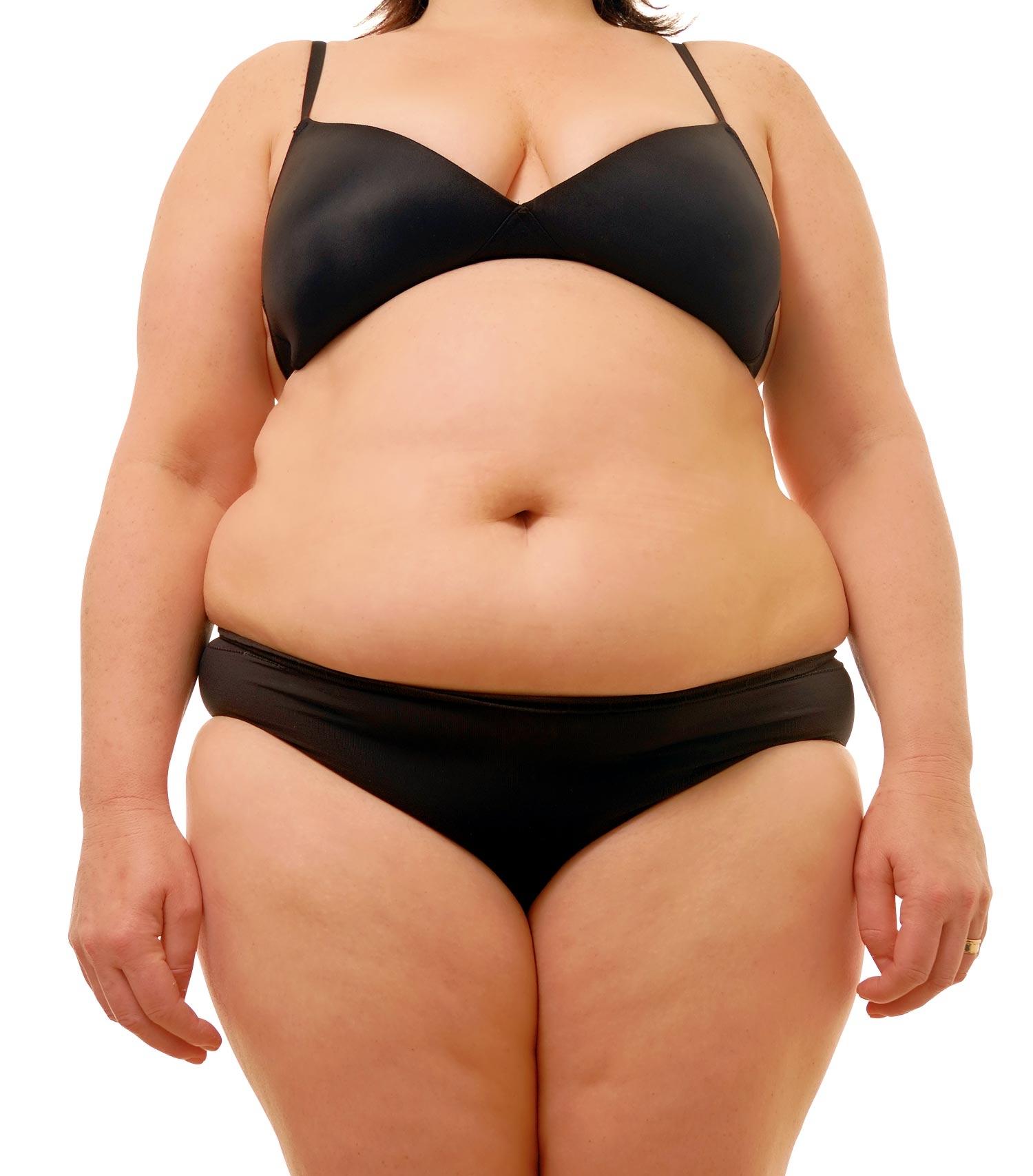 fedt på maven overgangsalder