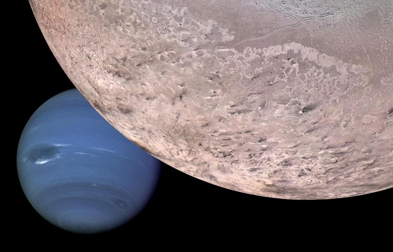 Neptune and Triton