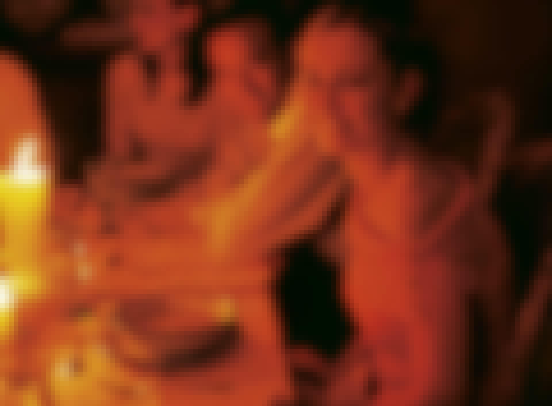 Att äta i mörkret