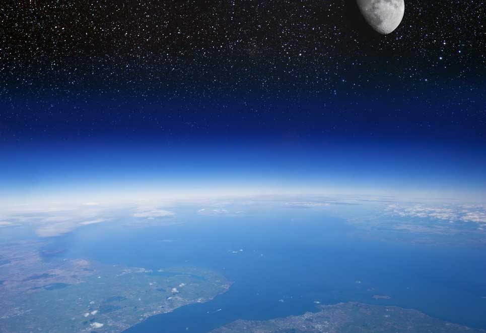 Maan ilmakehä
