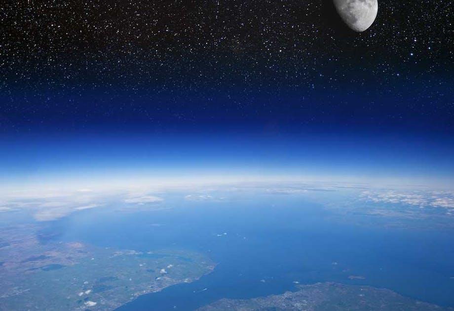 Atmosfæren på jorden