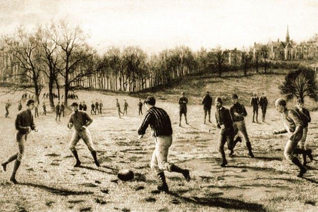 London football 1887