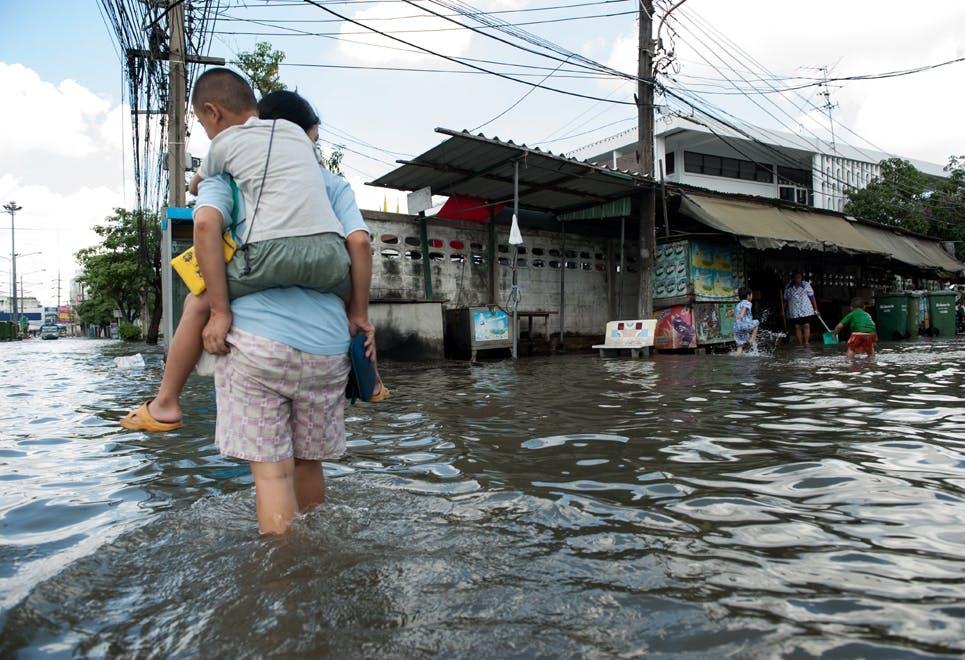 Naturkatastrofer - tsunami