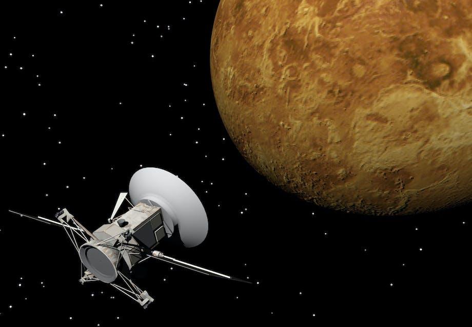 Venus planeten