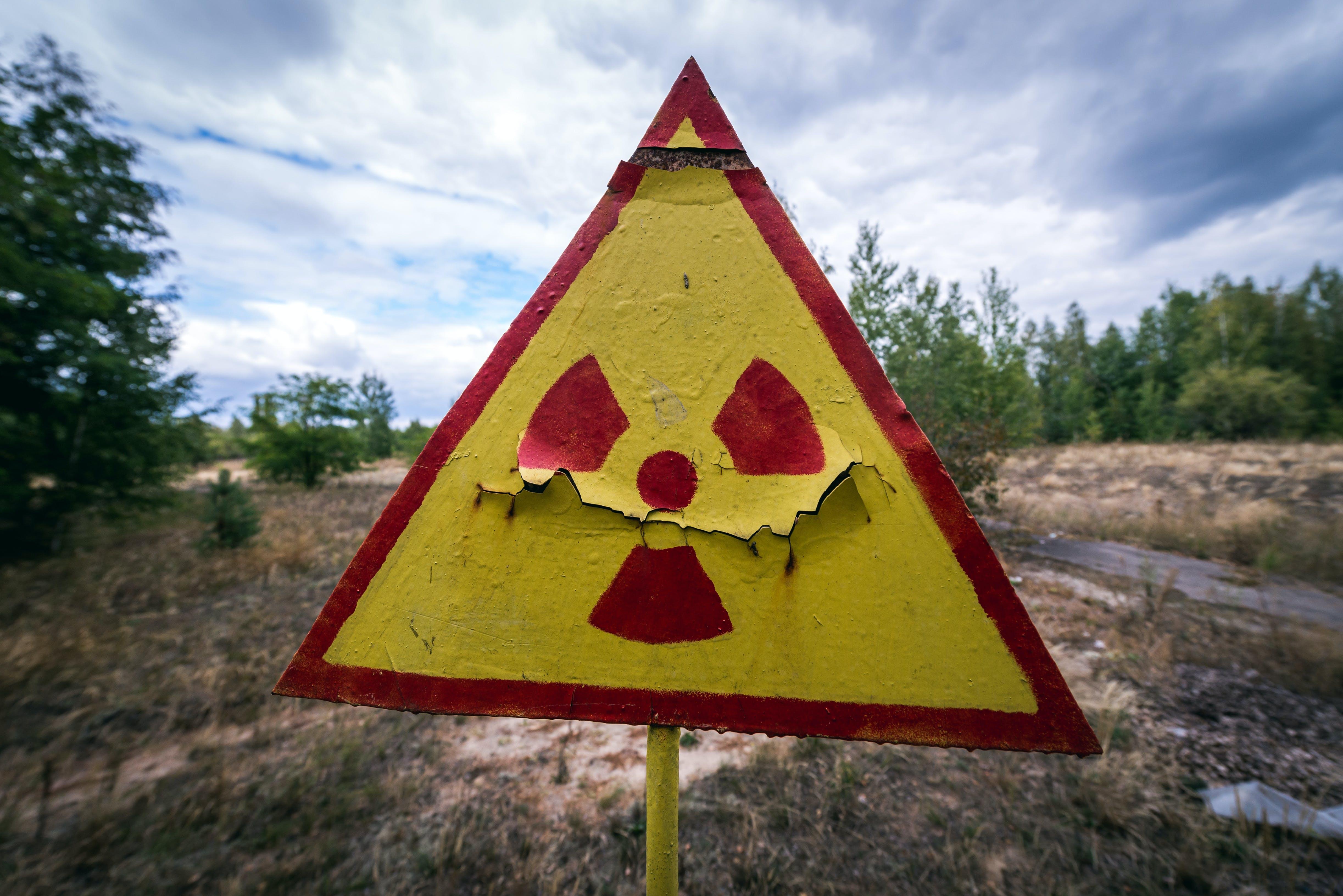 radioaktiivinen säteily