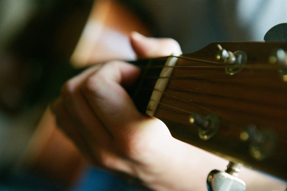 Je hebt muziekonderwijs genoten