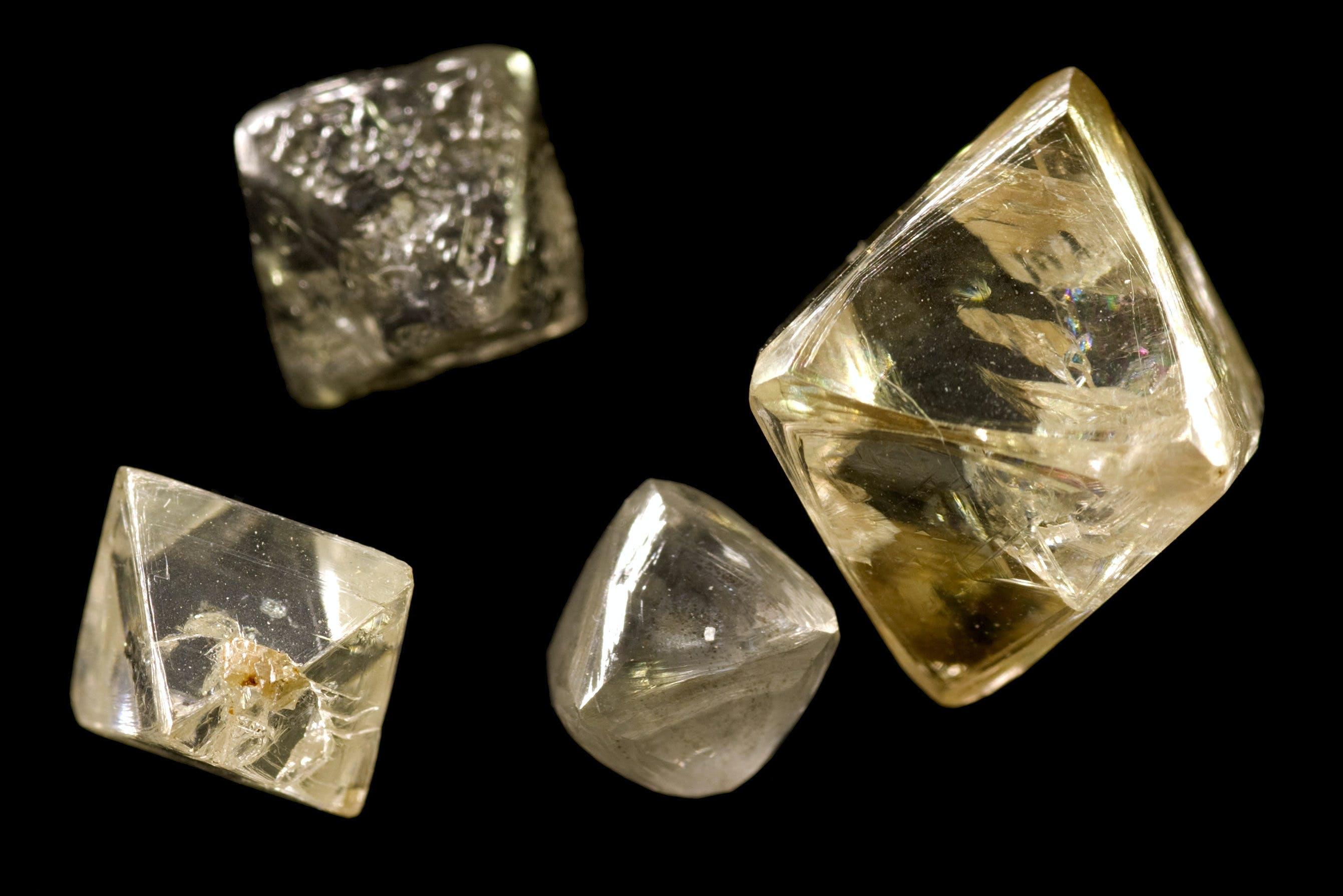 Diamanter - hvad er karat?