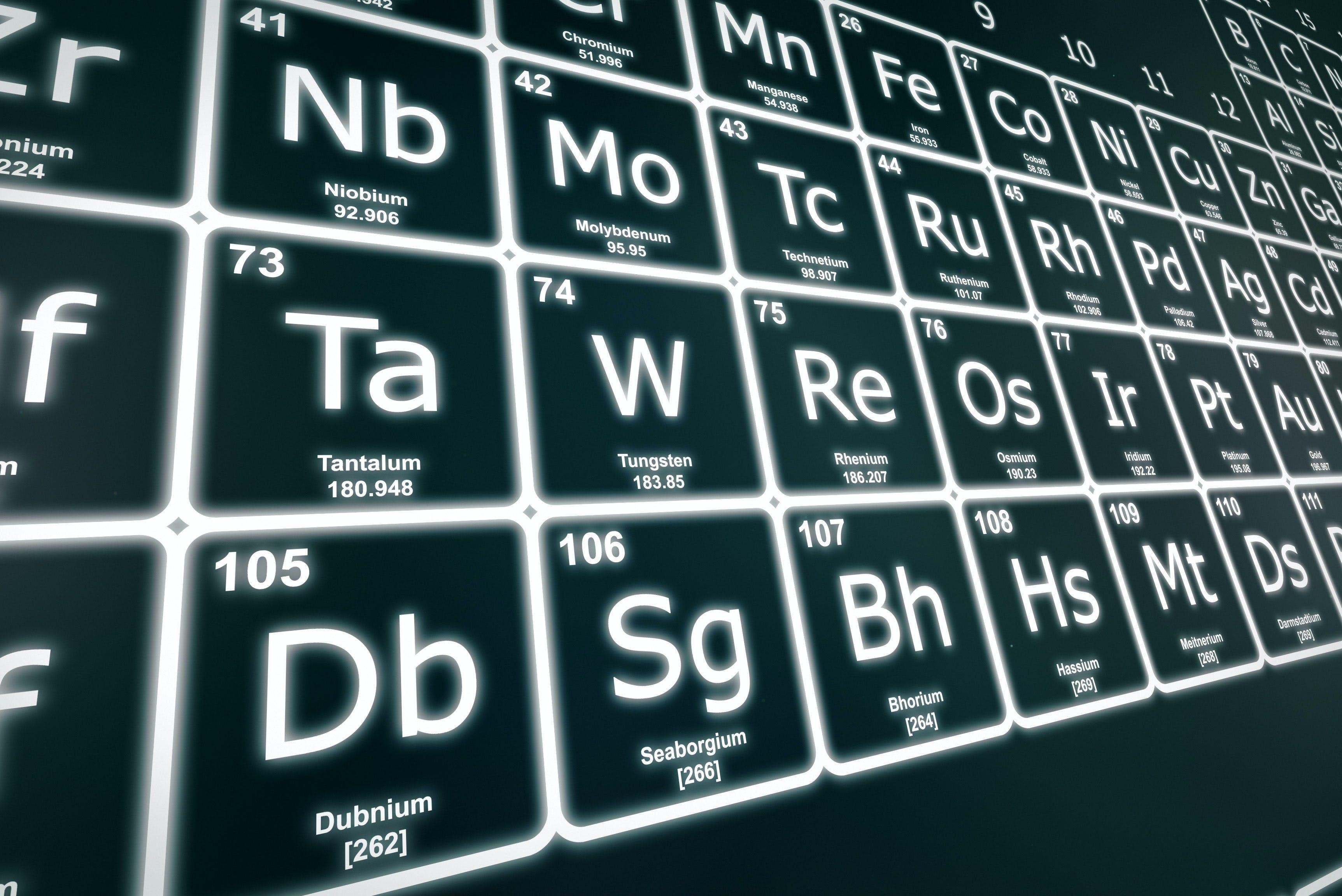 alkuaineista