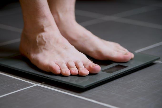 vekt fettprosent
