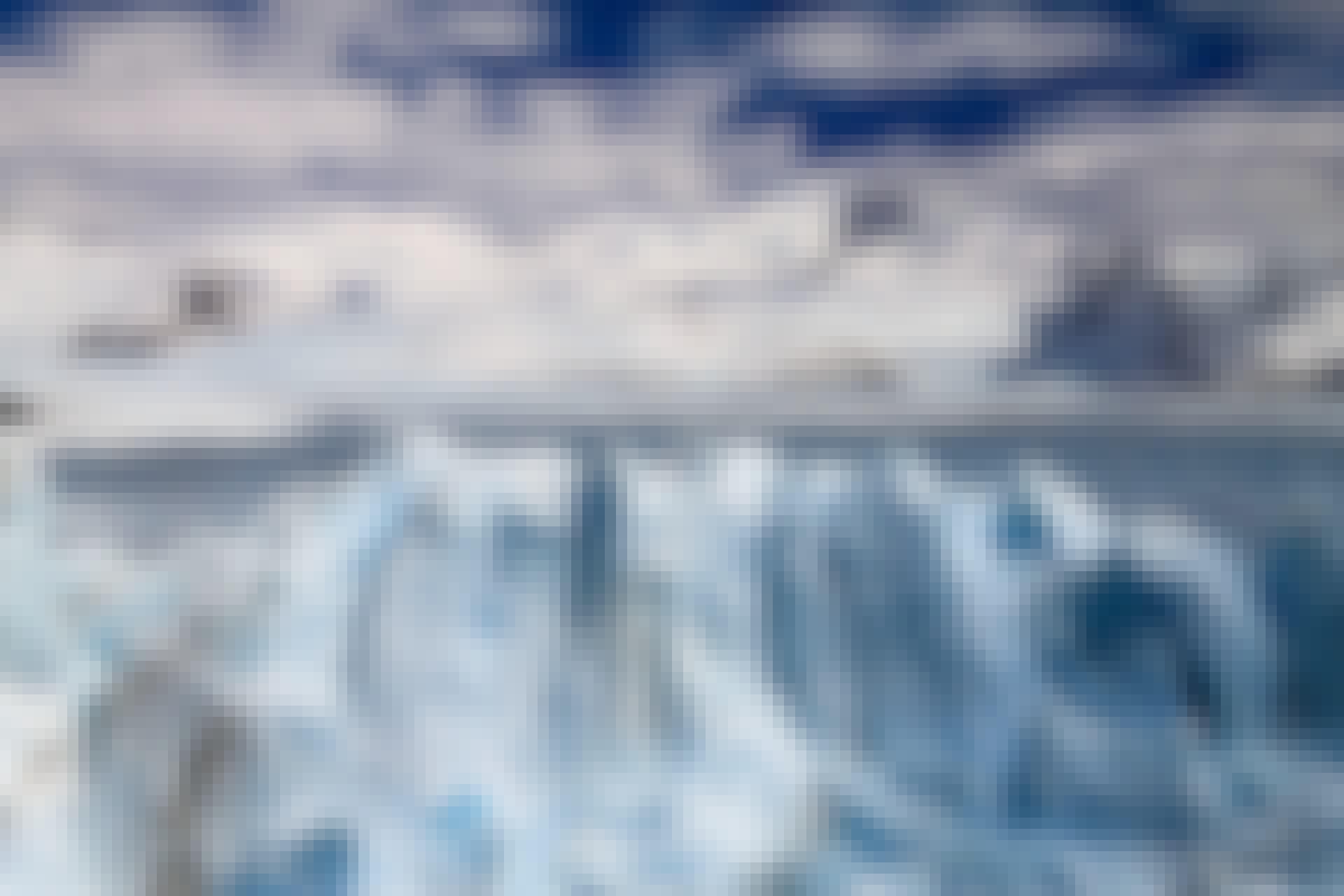 Istid - isbjerg
