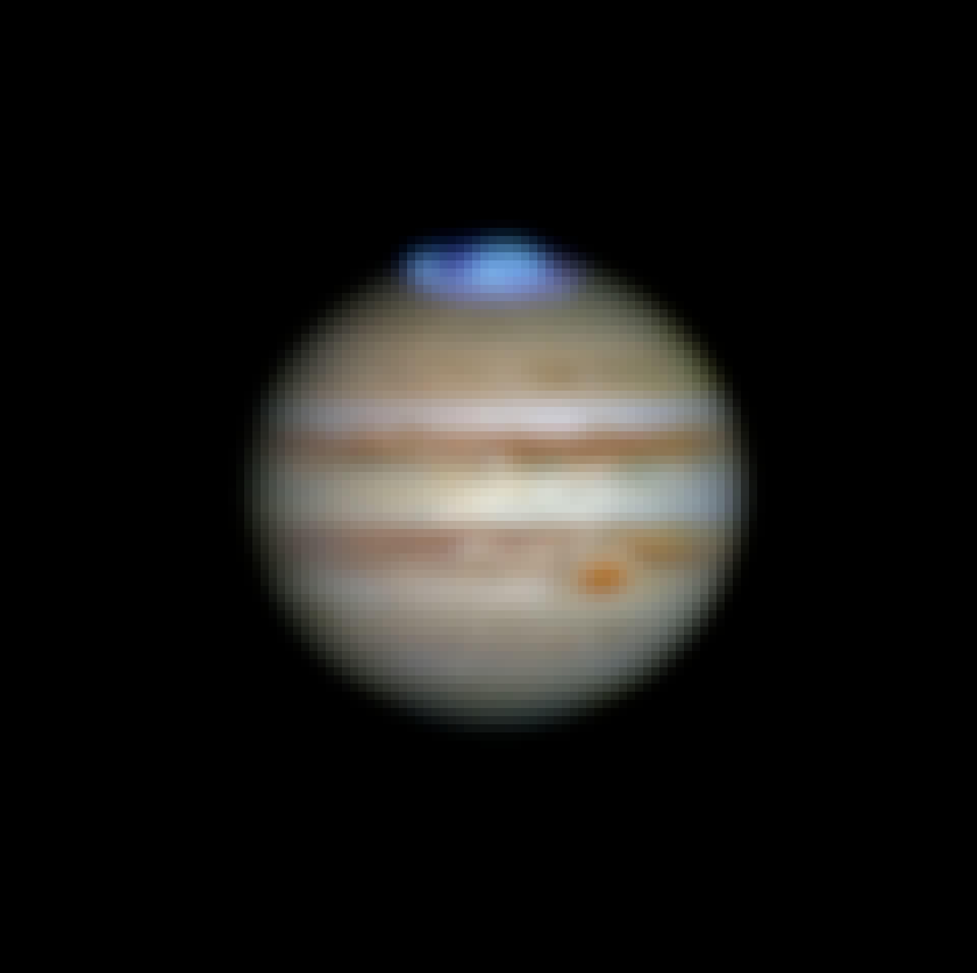 Polarsken på Jupiter