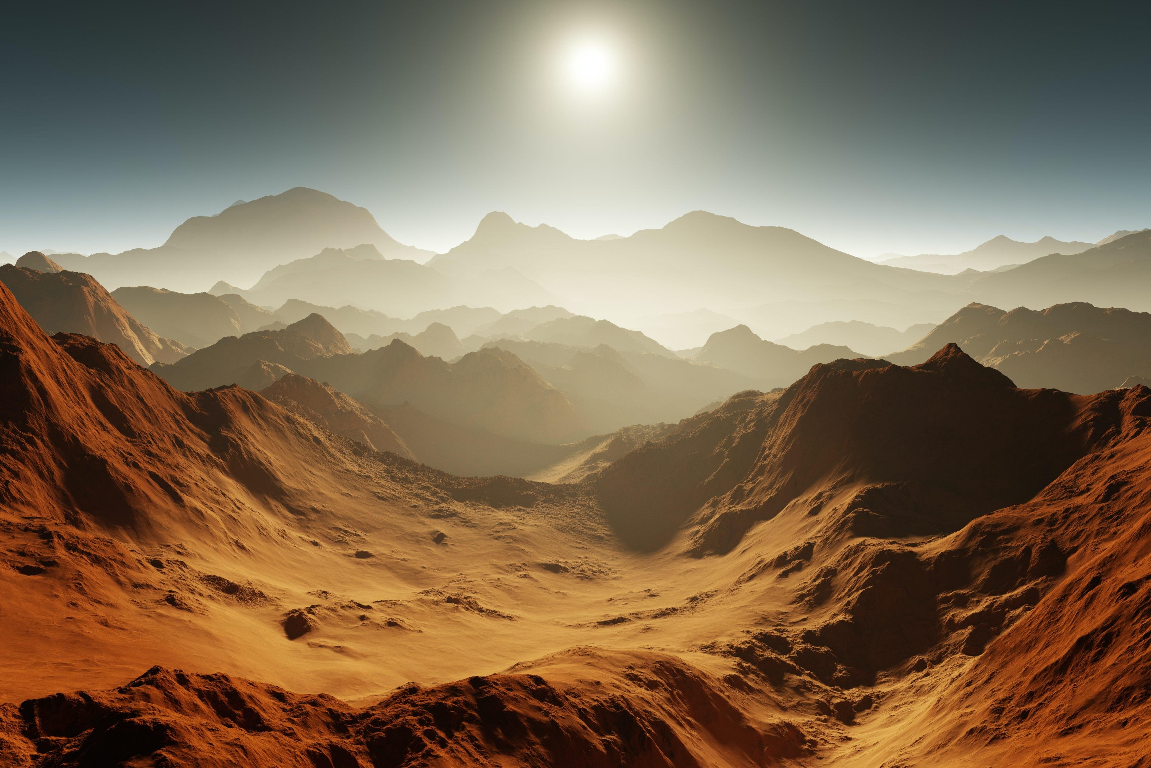 Mars – Fakta om Mars