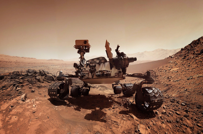 Elämä Marsissa