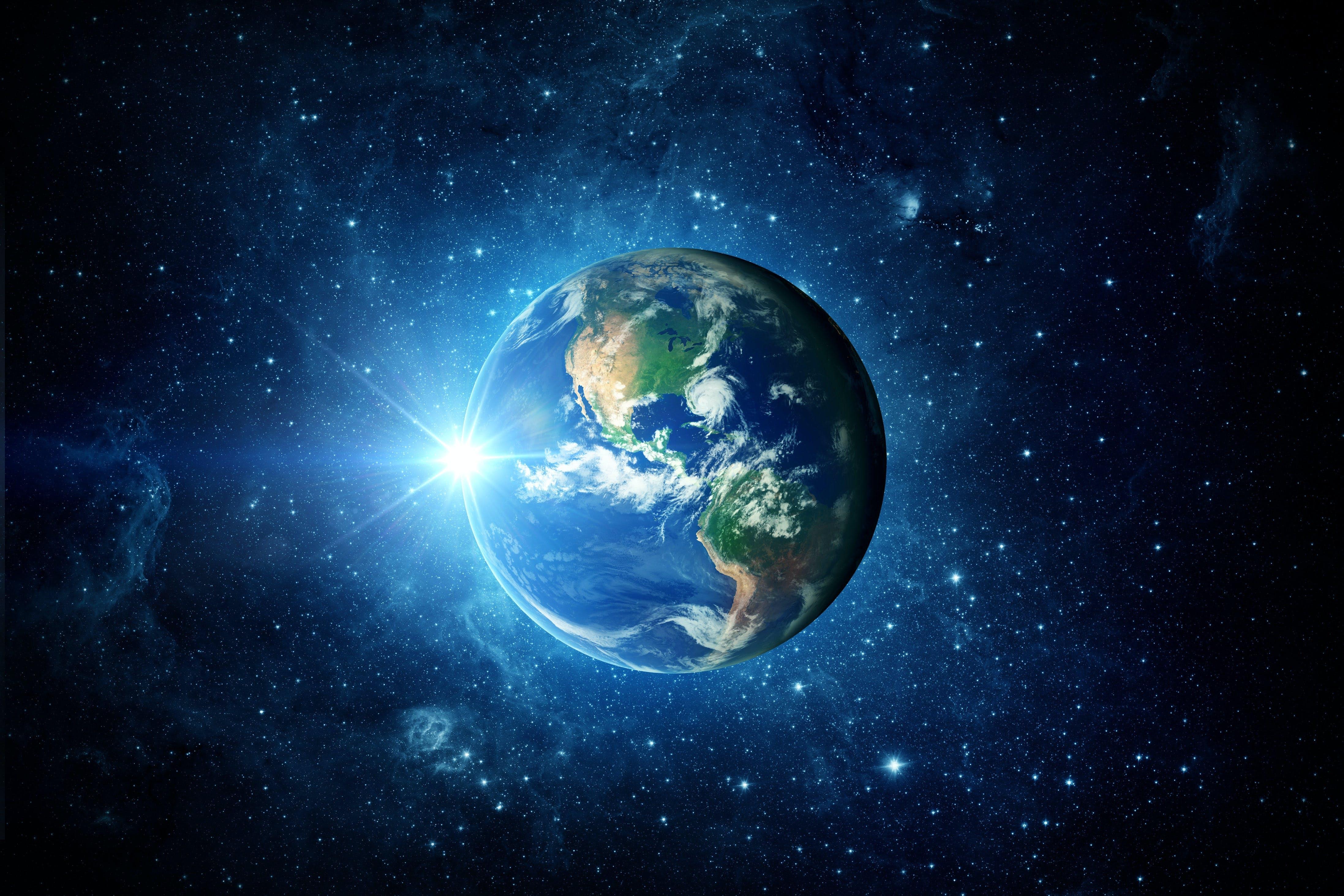 Hur långt är det runt jorden?