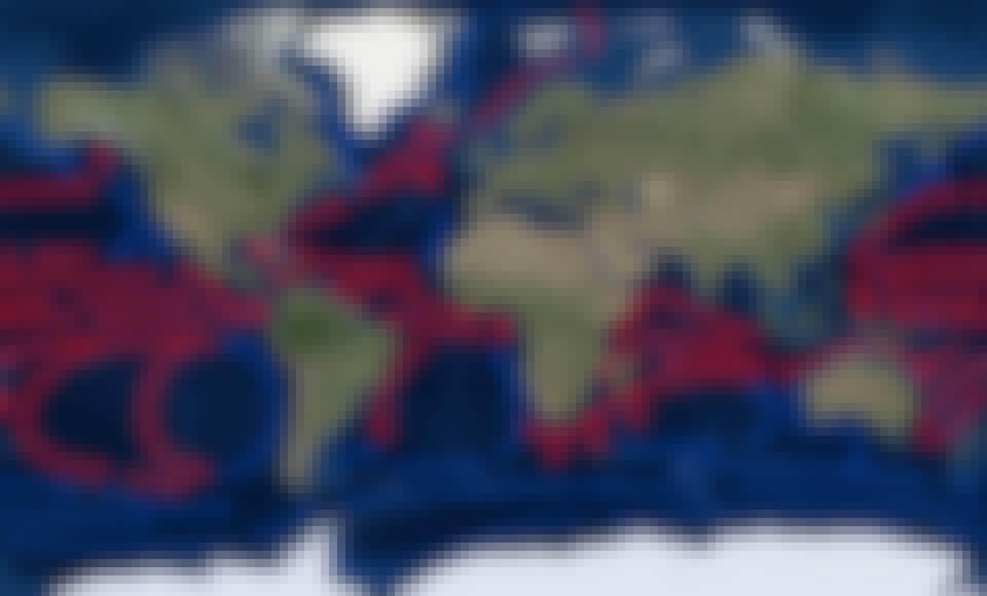 Hur uppstår havströmmar?
