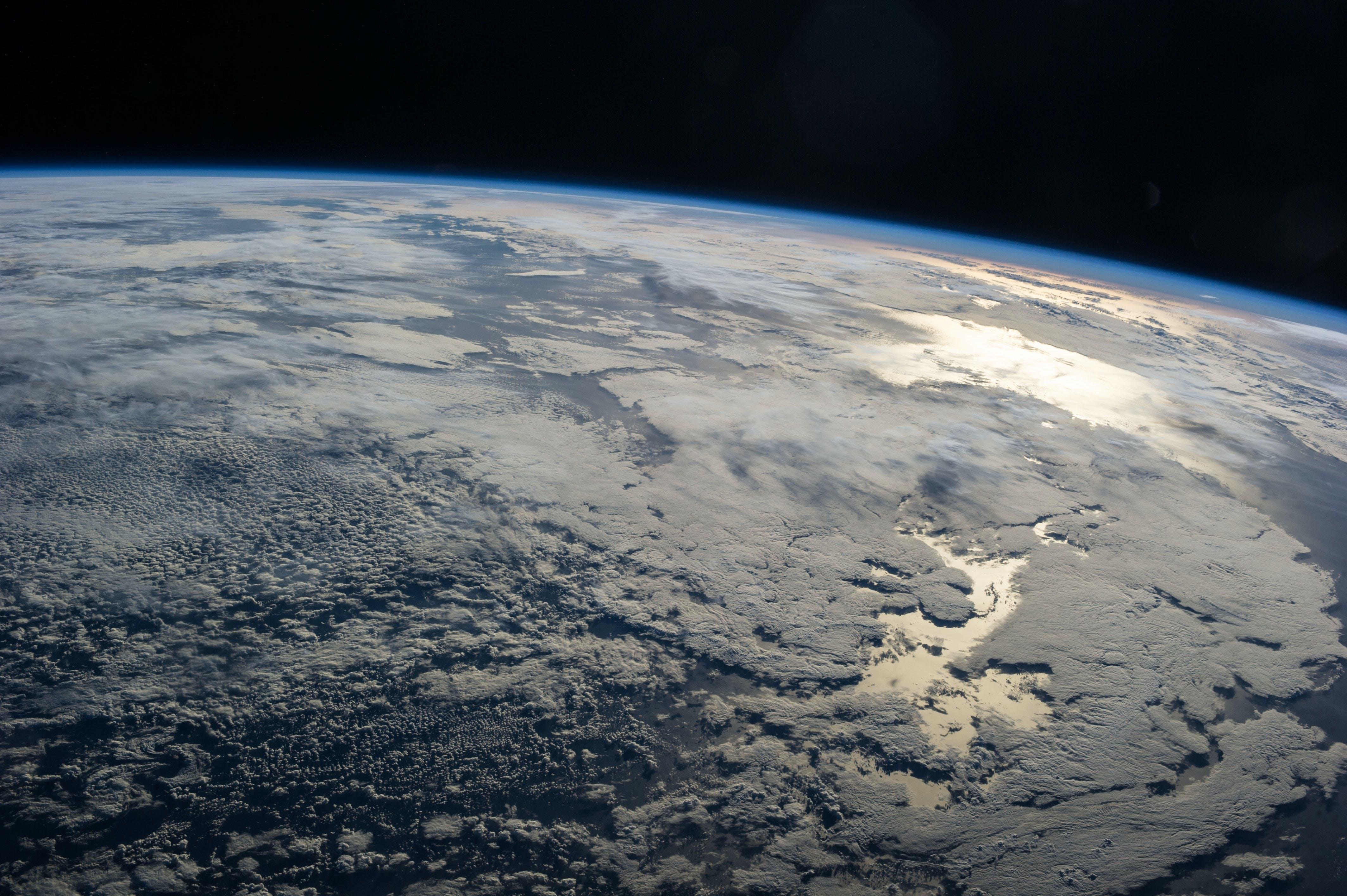 Jorden som du aldrig har sett den tidigare