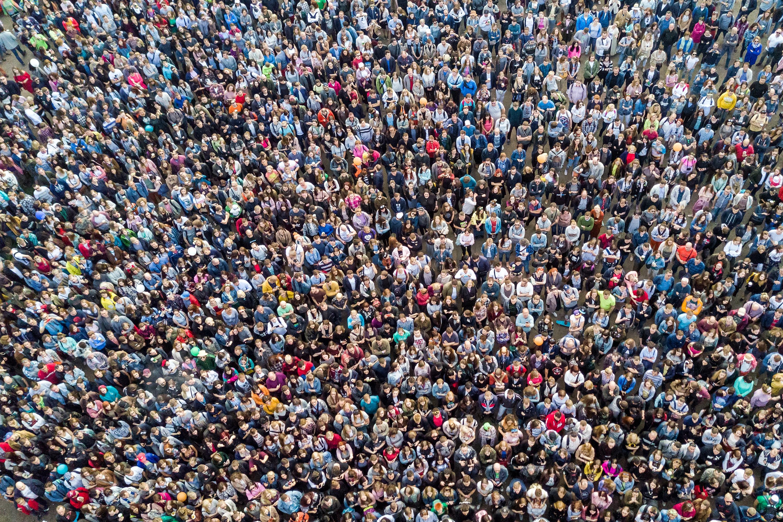 hur många invånare på jorden