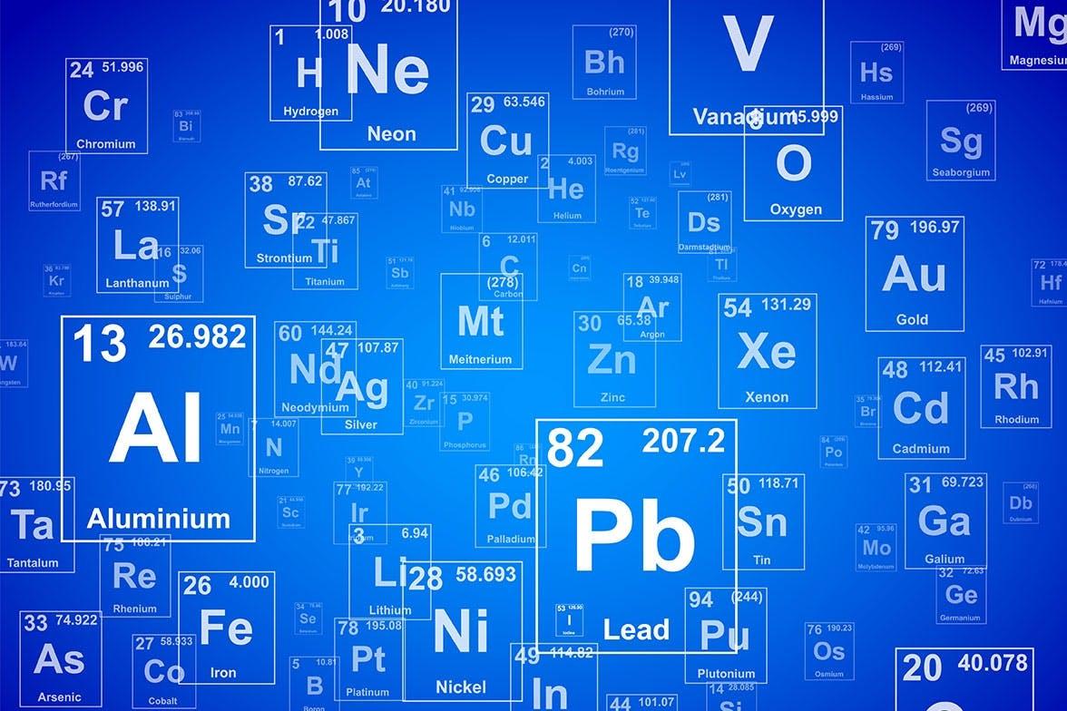 Alkuaineet