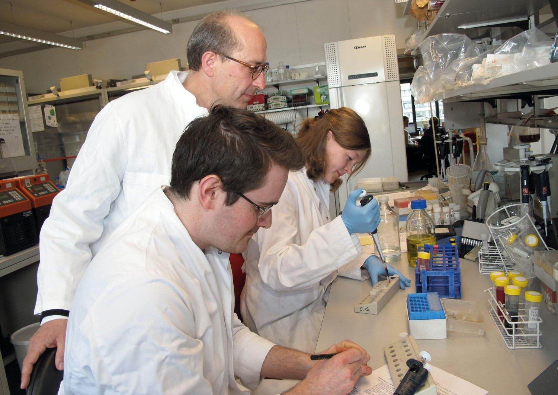 Carsten Geisler – undersökning av D-vitamin