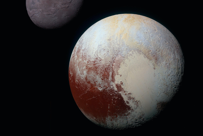 Pluto, Charon