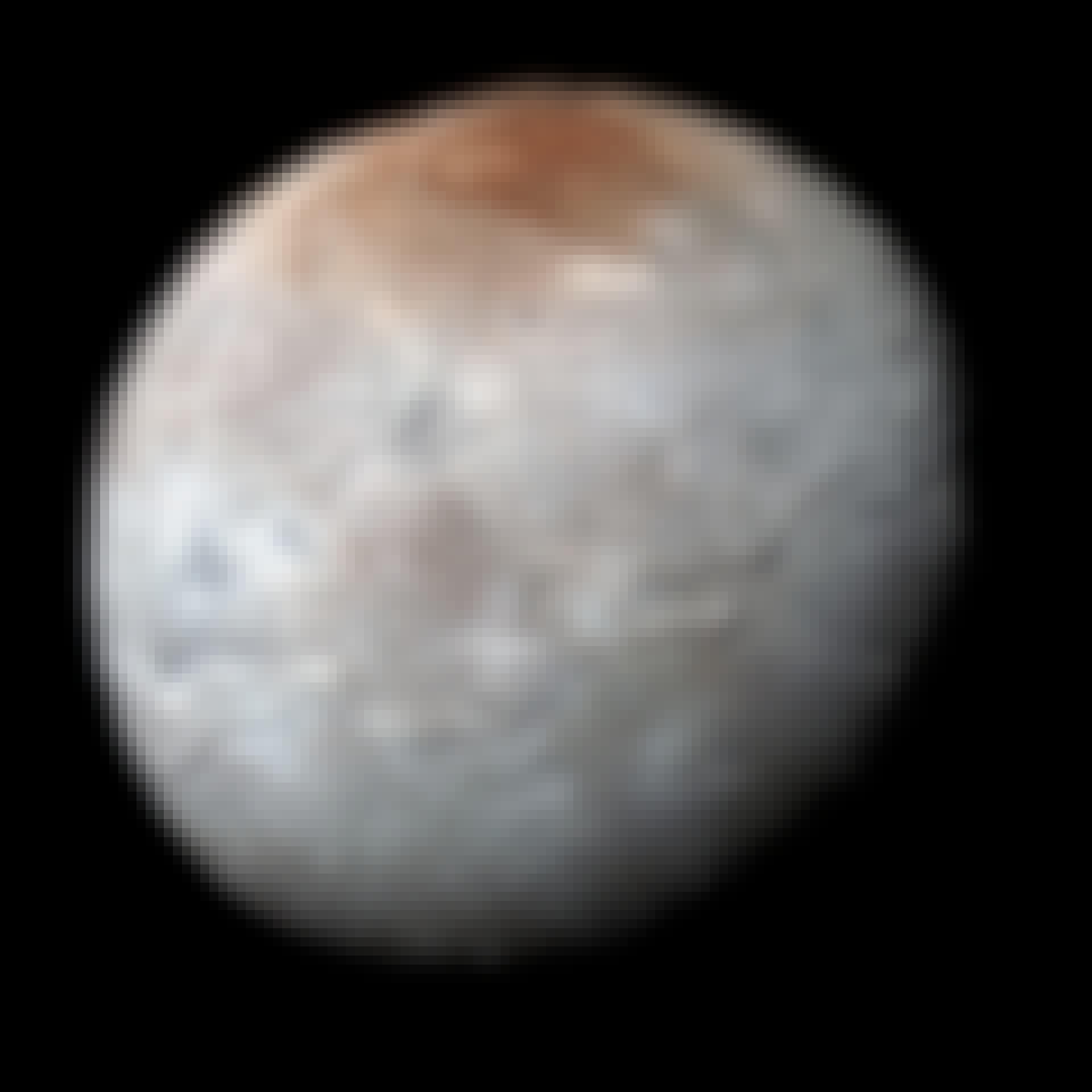 Charon, Plutos måne