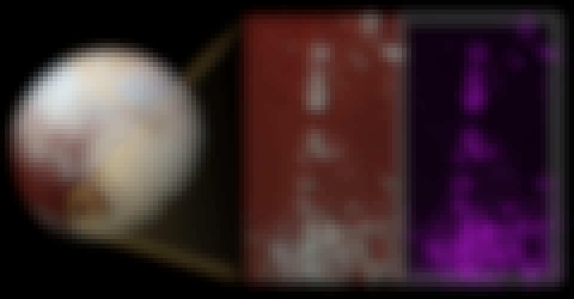 Pluto, Cthulhu