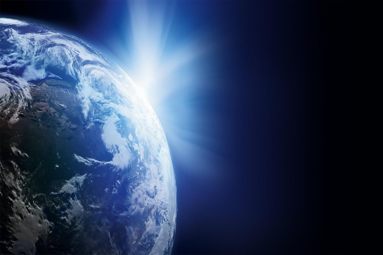 Jorden gar under hela tiden