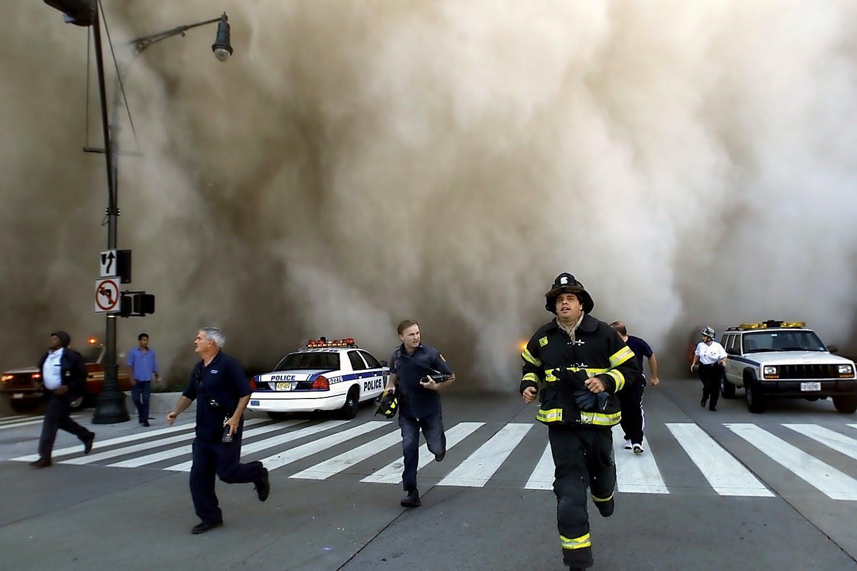 New York, 11. september 2001