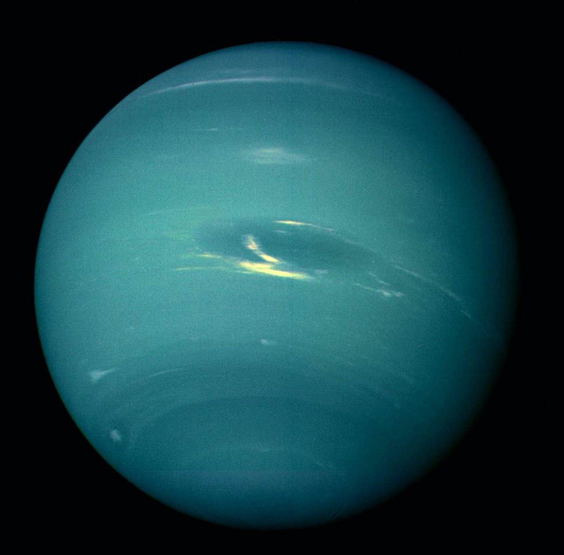 Voyager neptun