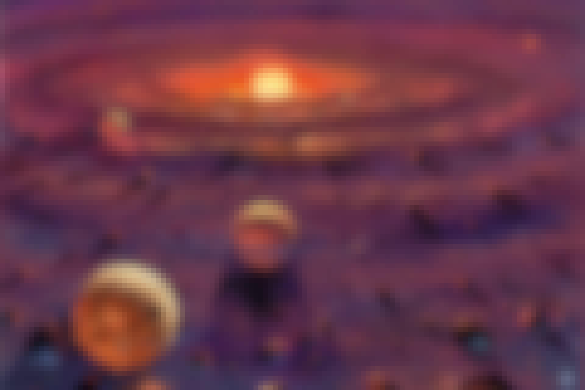Ungt solsystem