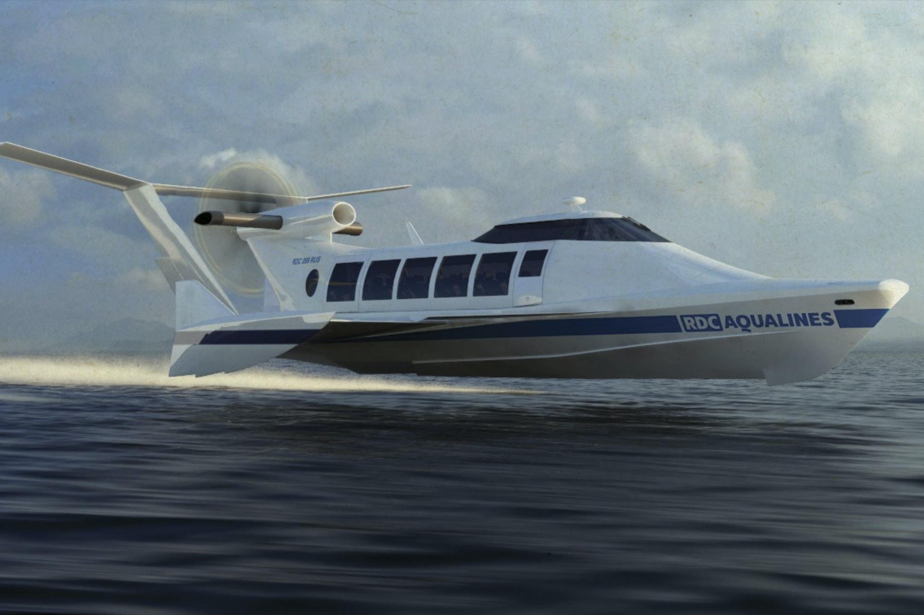 Sea Wolf Express