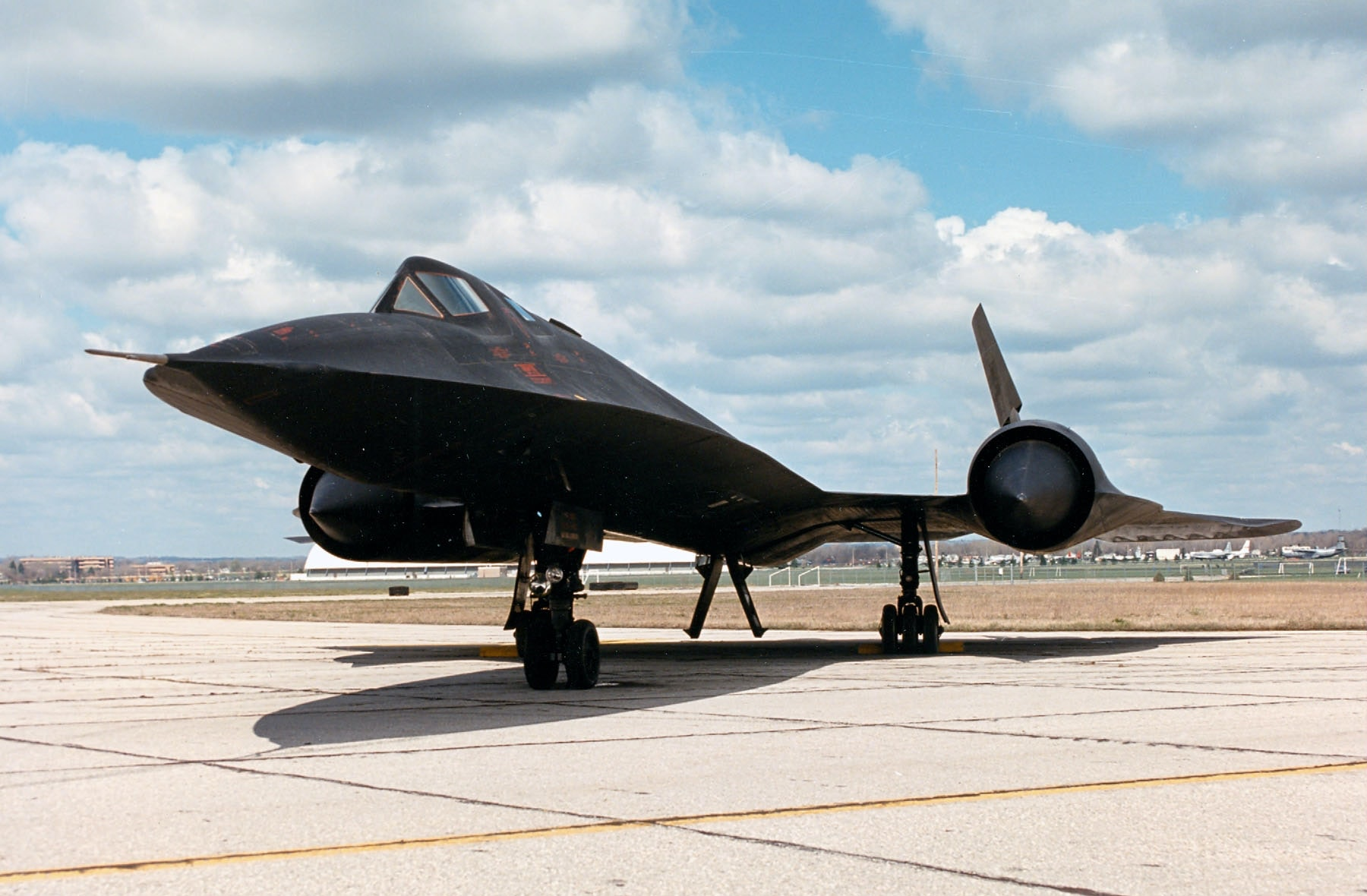 verdens hurtigste fly