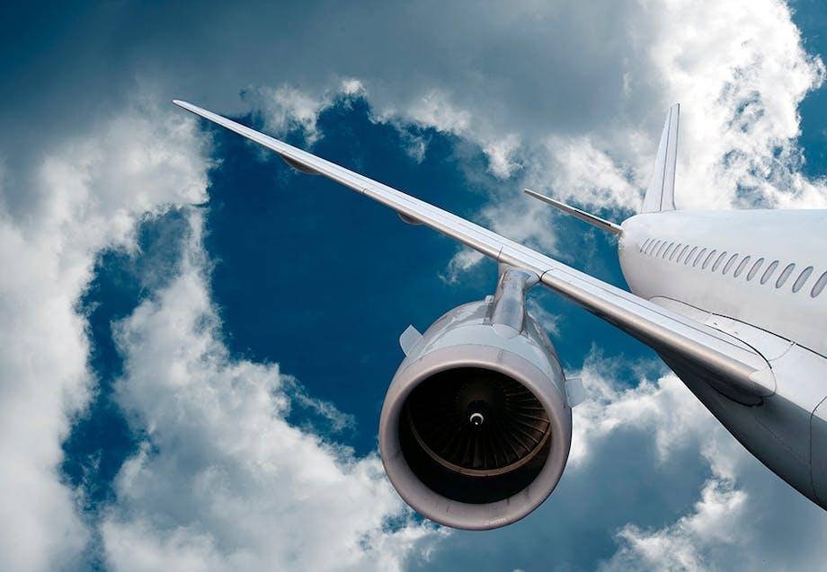 Global opvarmning og fly