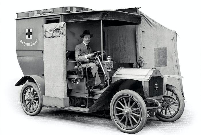 Røntgenbil