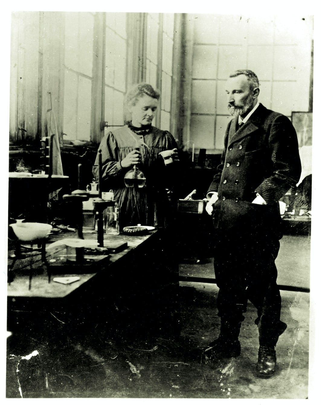 Ægteparret Curie